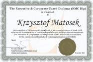 Certyfikat KM